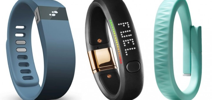 Fitbit, Nike or Jawbone: Who Will Win The Fitness Tracker ...