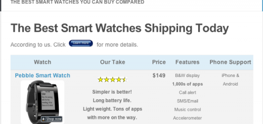 best smart watches compared front page