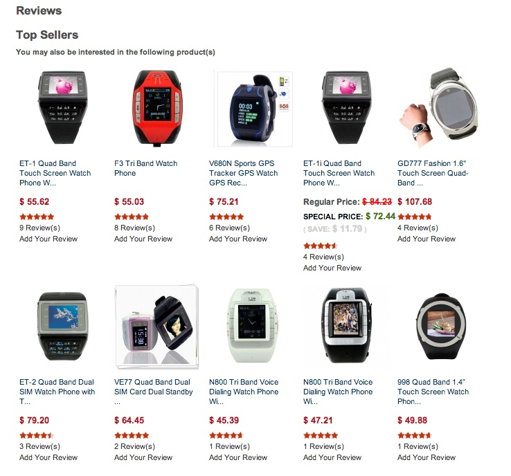 best selling chinese smart watch phones - sample