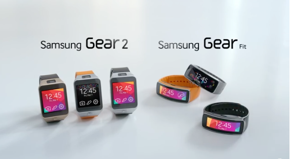 Samsung Releases Video Detailing Features of Gear 2, Neo and Fit
