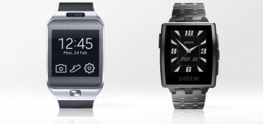 Android Wear vs Pebble Steel