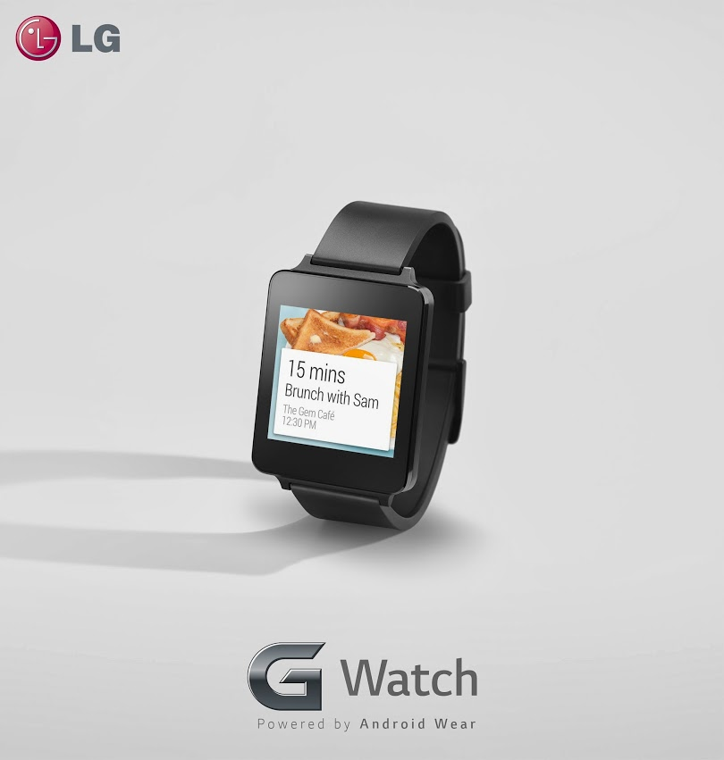 G Watch Design