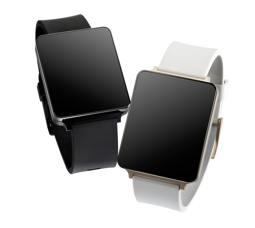 LG G Watch Two Colors 2