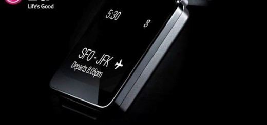 LG G Watch with Android Wear