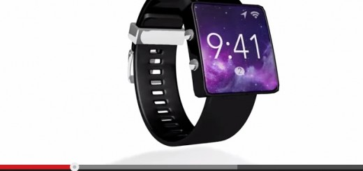 Mathias iWatch parody