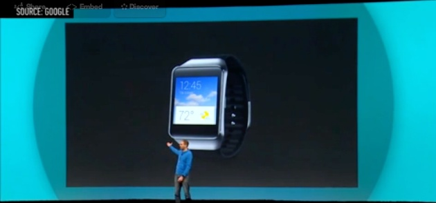 samsung gear 2 live announced