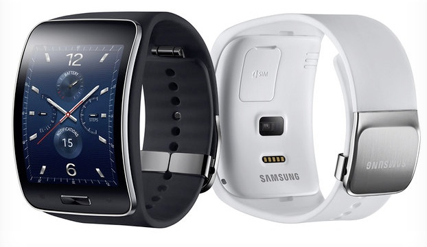 Samsung Gear S Revealed: A Big, Bold 3G Wrist-Phone
