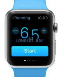 apple watch fitness tracking app