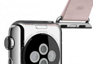 apple watch interchangeable band attachment system