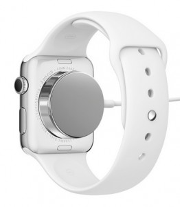 apple watch - magnetic induction charger