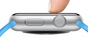 apple watch - pressure sensitive touchscreen