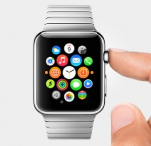 apple watch use digital crown to navigate apps
